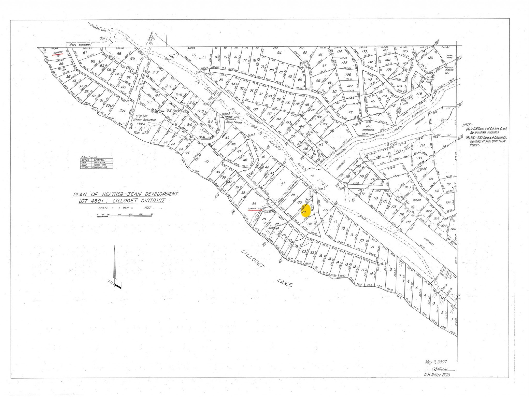 Lot 31-6500 In-Shuck-Ch Forest Service Road